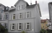 VK 12725, VERKAUFT!! 3-Fam.-Haus (Stilaltbau) m. Garage u. Hintergebäude in Darmstadt-Martinsviertel